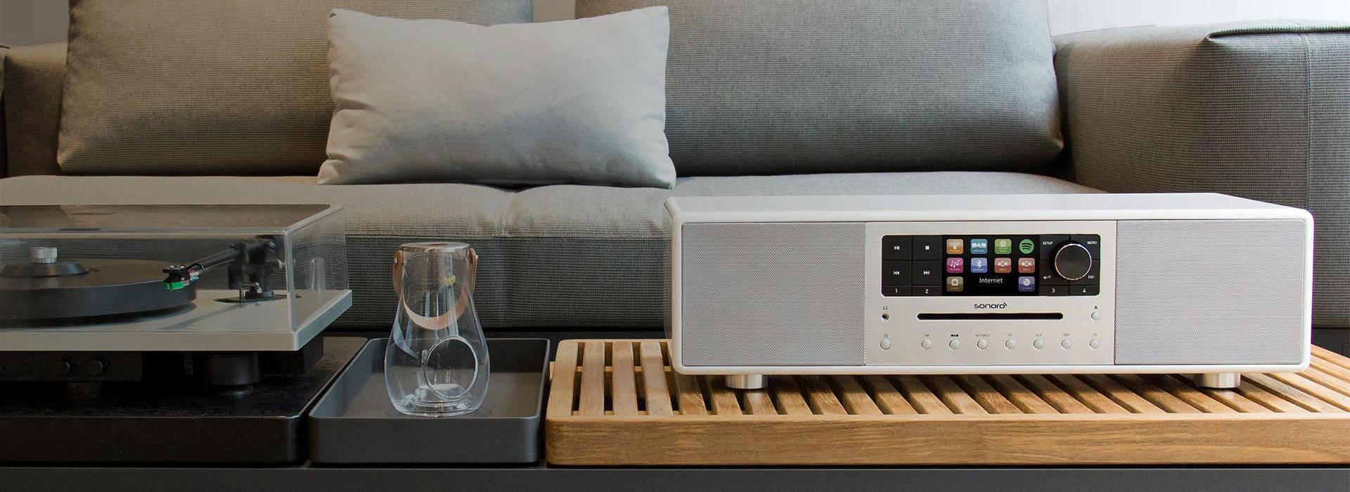 Sonoro Audiosysteme Authorisierter Vertragspartner Perfekter Klang in jedem Raum. Ab € 299,00